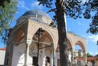 Turkey restores Ohrid's Ali Pasha Mosque