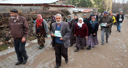 Entire village in central Anatolia quits smoking, receives award