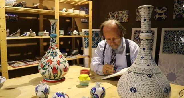 Mehmet Gürsoy: Award-winning master of tile art