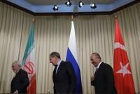 Turkey denies report saying Ankara condemned US strikes on Assad