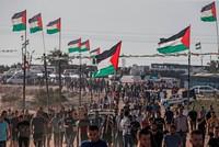 Israeli forces kill 3 Palestinians near Gaza border