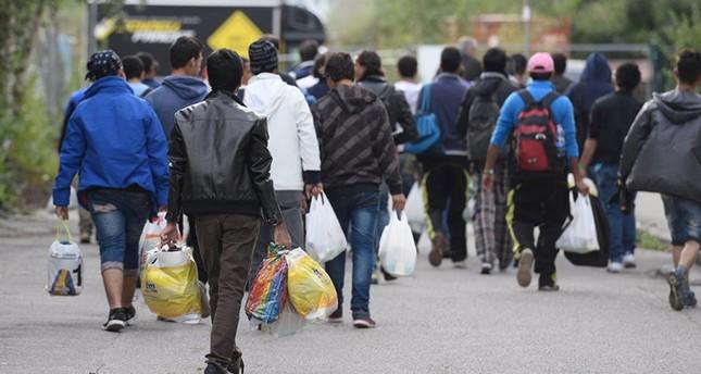 70.000 Syrer und Iraker wollen zu Verwandten in Deutschland