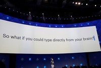 Facebook unveils unit studying communication by thought, touch