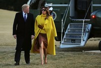 Trump 'lied' about how much he spent on Melania's engagement ring, London jewelers claim