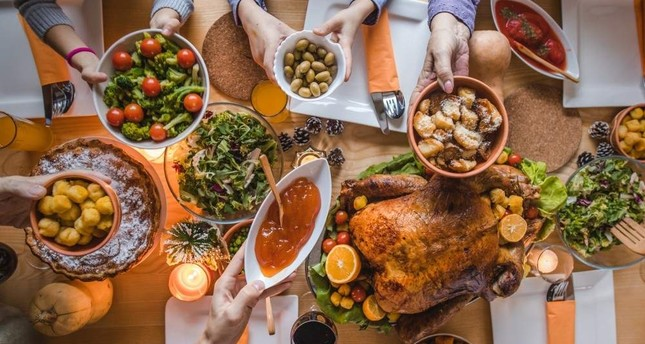 Pop-Up Dinners Istanbul will be hosting a Thanksgiving dinner on Nov. 23 in Cihangir, Istanbul. iStock