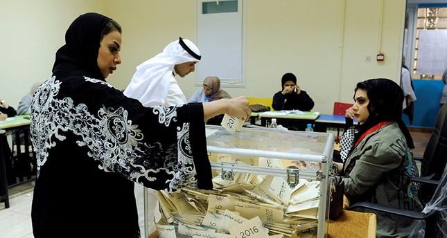 المعارضة تفوز بنصف مقاعد مجلس الأمة الكويتي