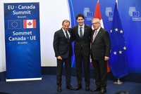Landmark trade deal between EU and Canada enters into force