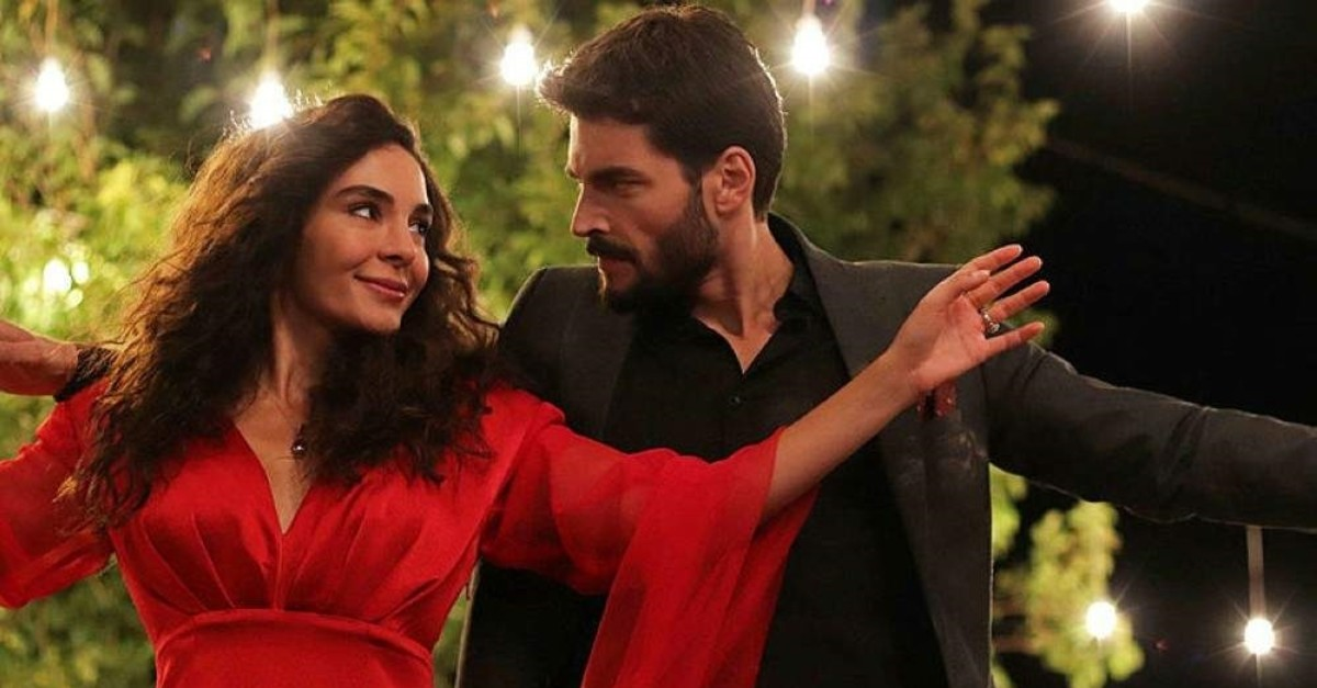 A scene from ,Hercai.,