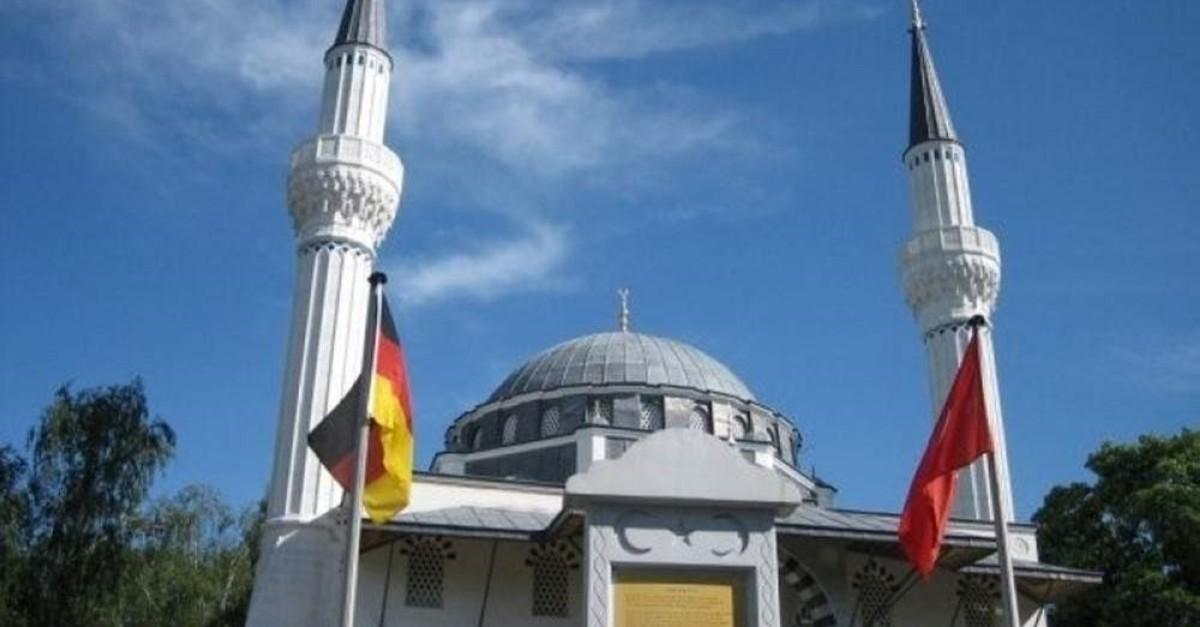 u015eehitlik Mosque located in the German capital Berlin (File Photo)