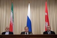 Turkey, Iran, Russia to hold Syria talks in Tehran Aug. 8-9