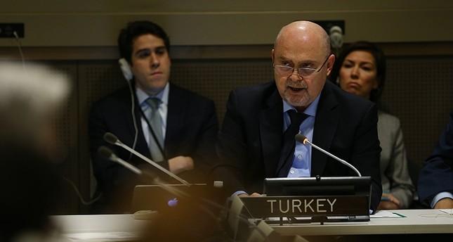 تركيا تؤكد لمجلس الأمن عدم أحقية الجنائية الدولية بالتدخل في قضائها