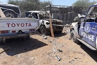 Car bomb targets Turkish contractors in Somalia, 15 injured