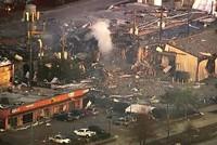2 killed in Houston warehouse explosion