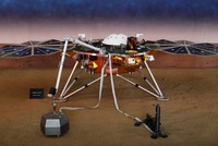 NASA spacecraft InSight lands on Mars to dig deep