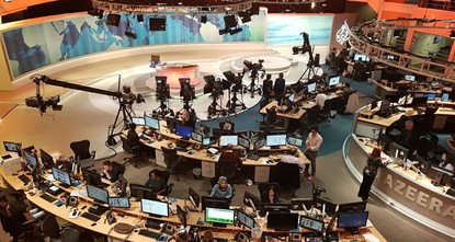 pQatar-based broadcaster Al-Jazeera said Friday any move to shut it down was an attack on media freedom, following demands by Gulf neighbours for the channel to be taken off air./p