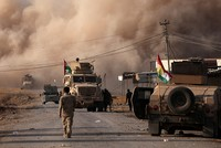 Daesh terrorists kill 3 Peshmerga soldiers after attacking position in northern Iraq