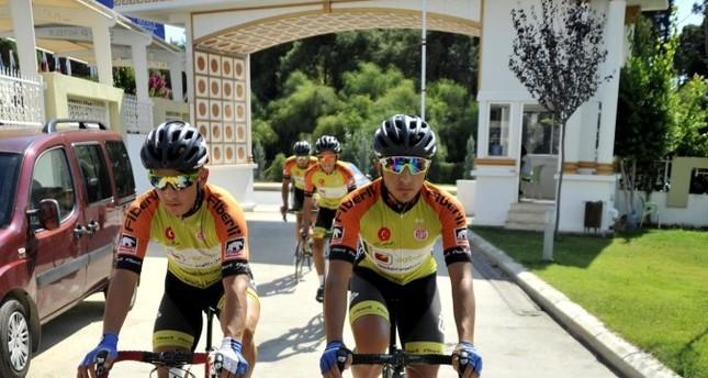 Turkey's first bike-friendly hotel welcomes international cyclists