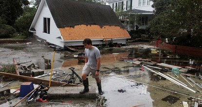 Hurricane Florence death toll rises to 16