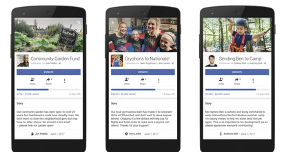 pFacebook is expanding its fundraising tools that let users ask friends and strangers to give them money to help pay for education, medical or other expenses. The company has been testing the tool,...
