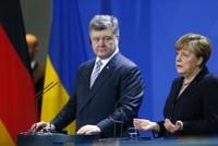 Kanzlerin Merkel reist in die Ukraine