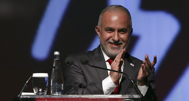 International aid body IFRC elects Turkey's Kerem Kınık as vice president in charge of Europe