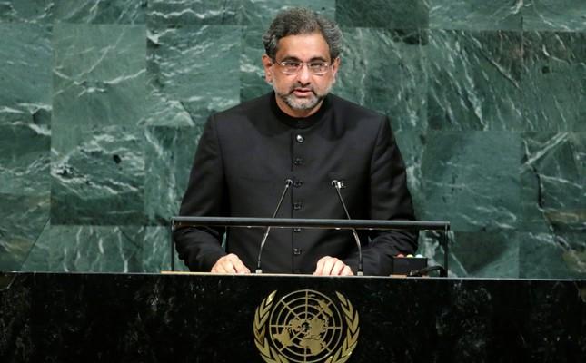 Former Pakistani PM Abbasi arrested in graft case
