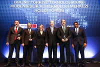 Boeing opens 1st engineering, tech center in Istanbul