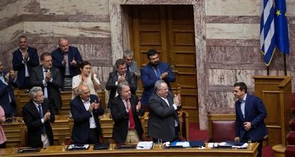 Подписано соглашение по новому названию Македонии