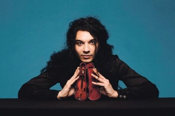 Nemanja Radulovic will perform a special concert with BIFO at Istanbul Lu00fctfi Ku0131rdar ICEC.