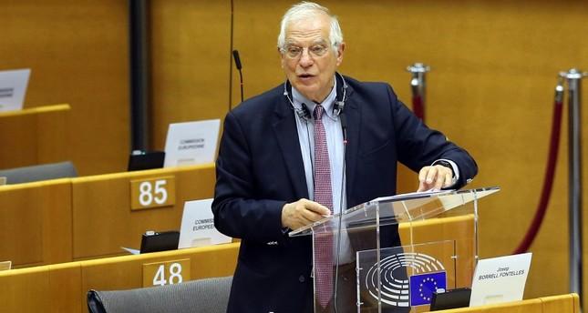 الممثل الأعلى للأمن والسياسة الخارجية بالاتحاد الأوروبي، جوزيب بوريل
