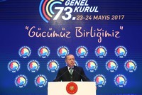 In early February during a speech he delivered at a meeting of the Turkish Union of Chambers and Commodity Exchanges (TOBB), President Recep Tayyip Erdoğan initiated a mobilization campaign to...