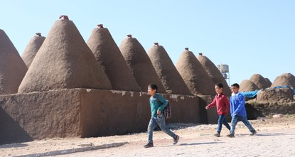 Harran's domed houses offer a peek into life 250 years ago