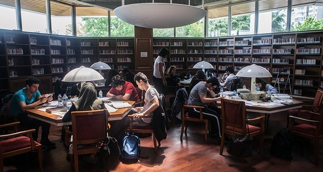 Atatürk Library in Istanbul's Taksim district (File Photo