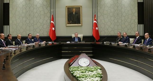 مجلس الأمن القومي التركي يدعو الدول الداعمة للتنظيمات الإرهابية إلى الالتزام بالقوانين الدولية