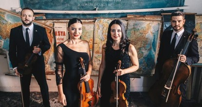'Tuesday Classics': new concert series at Yapı Kredi bomontiada