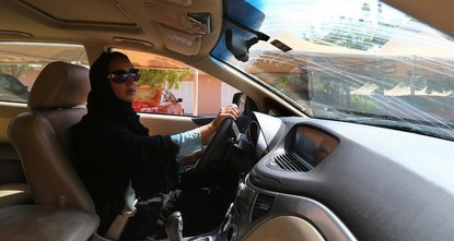 pSaudi King Salman on Tuesday ordered that women be allowed to drive cars, state media said, ending the conservative kingdom's status as the only country where that is forbidden./p  pThe royal...