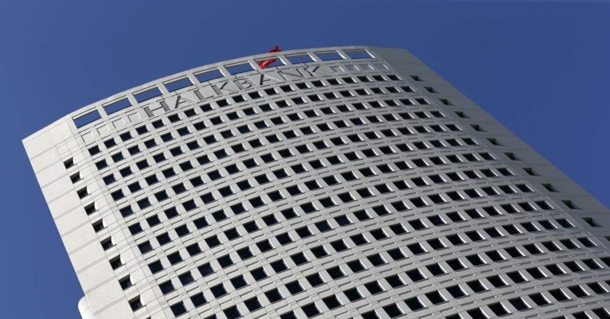 Turkey's Halkbank headquarters is seen in Ankara, Aug. 15, 2014. (Reuters File Photo)