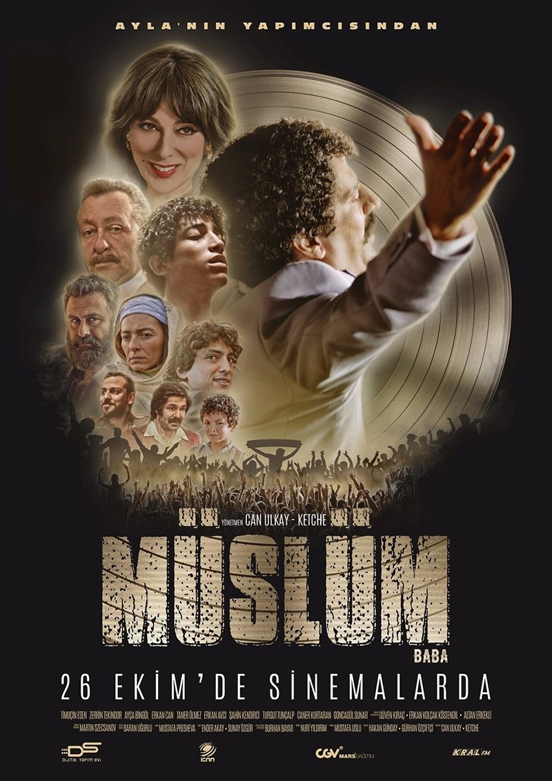 Müslüm' conquers box office with 5 million tickets sold