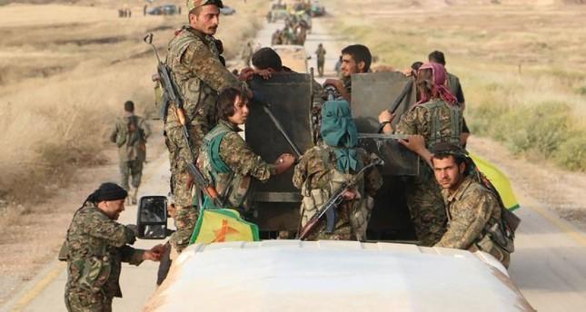 إرهابيان من ي ب ك يفران من شمال سوريا ويسلمان نفسيهما للسلطات التركية
