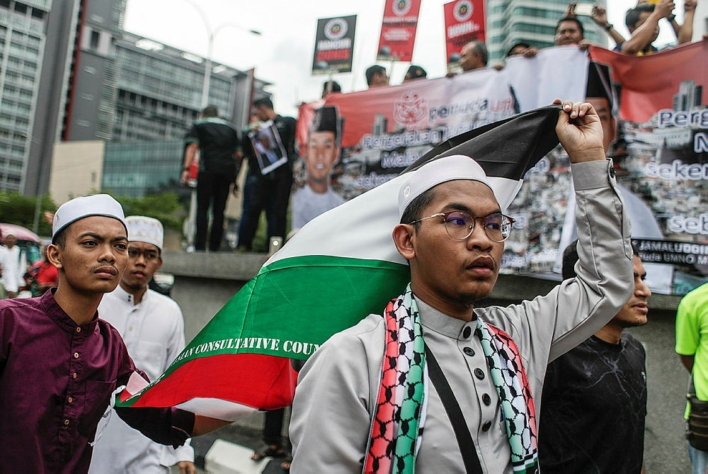Protests in Malaysia