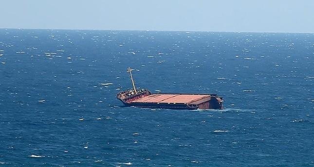 سفينة شحن تركية تتعرض للغرق قبالة السواحل الكرواتية