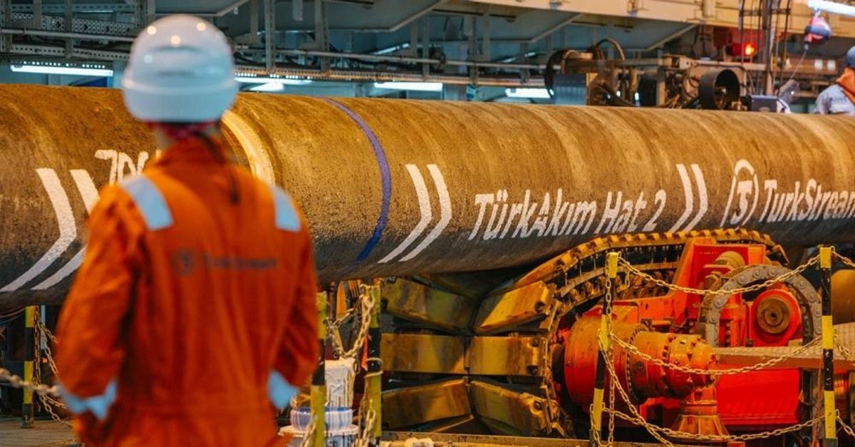 The TurkStream pipeline is expected to be commissioned before the year-end. (Photo: turkstream.info)