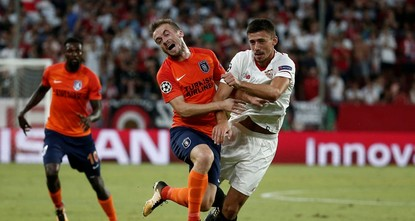 pTurkish football fans were on the edge of their seats Tueday night as they watched minnows Medipol Başakşehir come so close to qualifying for the UEFA Champions League groups stages only to be...