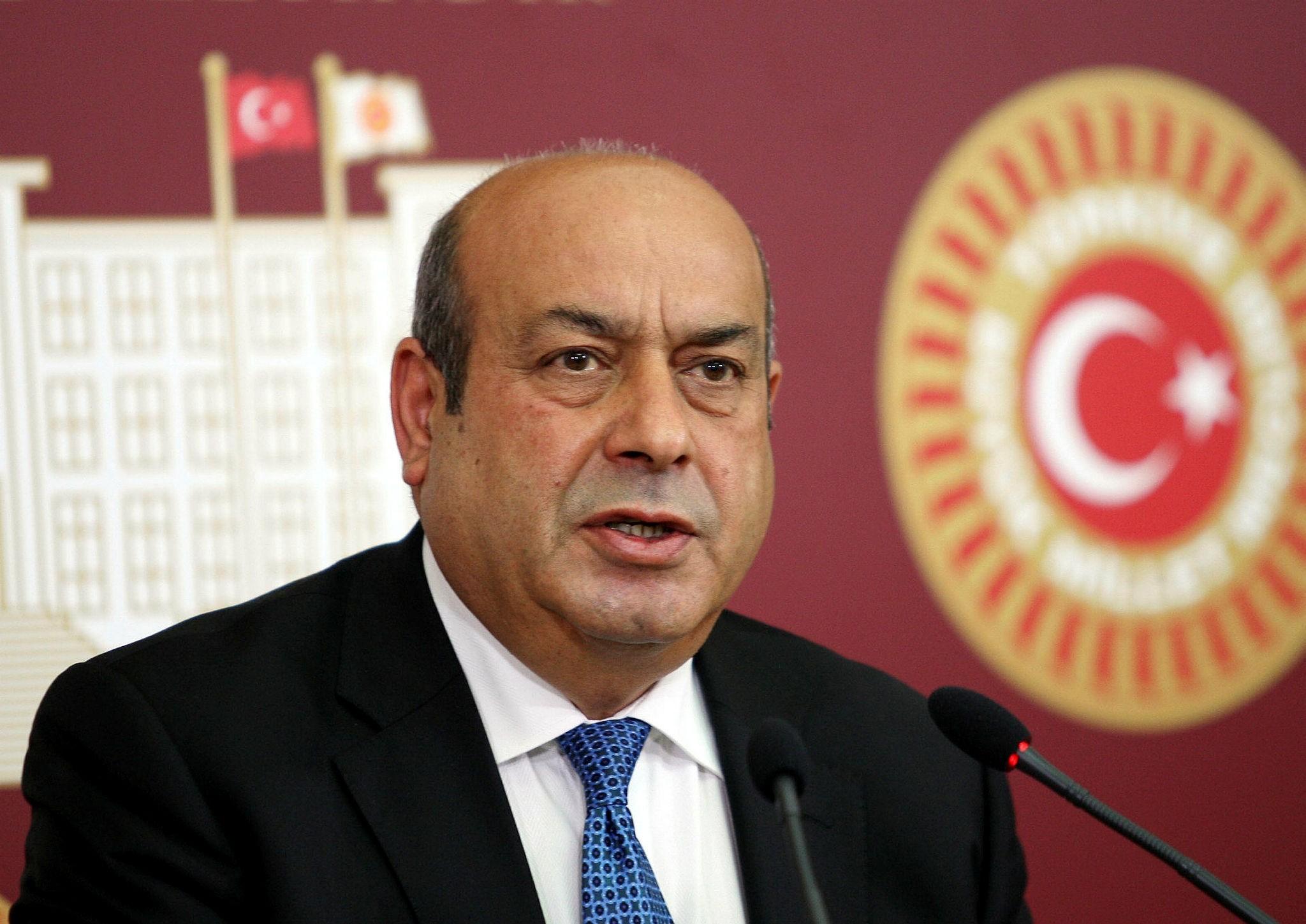 Hasip Kaplan (File photo)