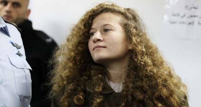 السلطات الإسرائيلية ترفض الإفراج المبكر عن عهد التميمي