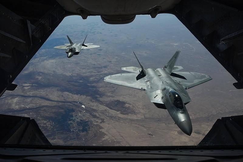 U.S. Air Force Handout/EPA