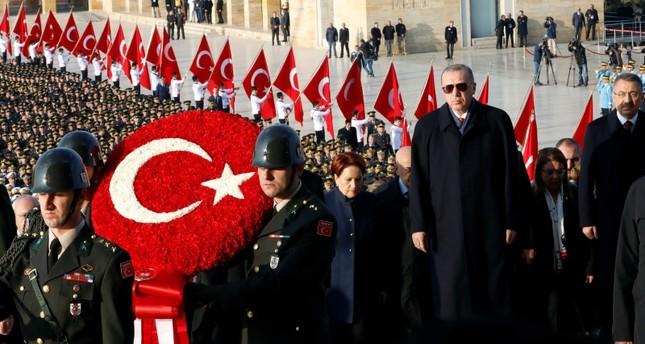 أردوغان: سنطهر سوريا والعراق من منظمة بي كا كا الإرهابية