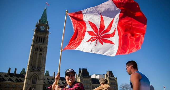 Canadian parliament passes bill to legalize cannabis