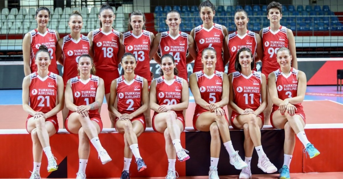 The Turkish national team will take on Bulgaria, Serbia, Greece, France and Finland in Group A. It will be on the court for its first match against Greece today.