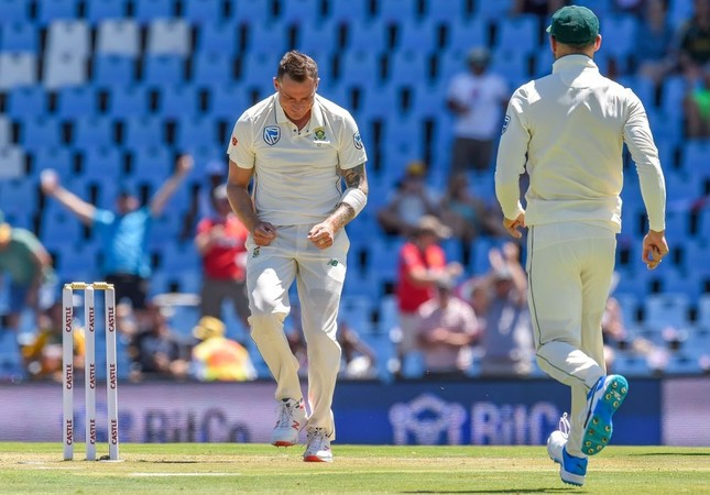 Steyn claims South Africa wicket-taking record